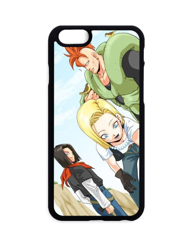 Coque Dragon Ball Z Cyborgs