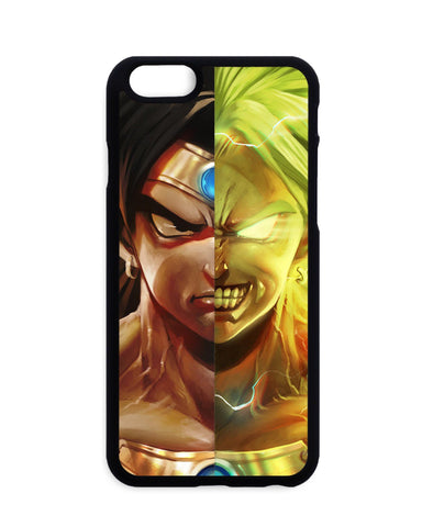 Coque Dragon Ball Z Broly Transformation