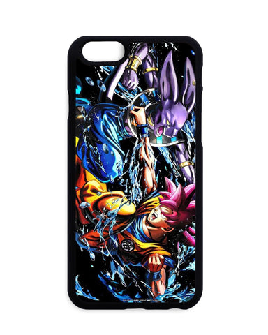 Coque Dragon Ball Super Goku Vs Beerus