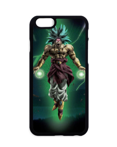 Coque Dragon Ball Z Broly Super Saiyan HD