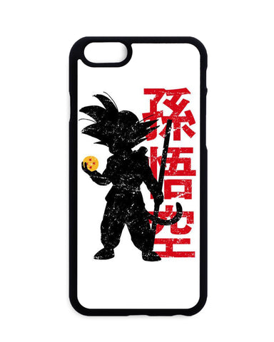 Coque Blanche Dragon Ball Goku Kid dbz