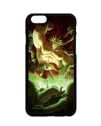 Coque Dragon Ball Z Broly Vs Saibamen