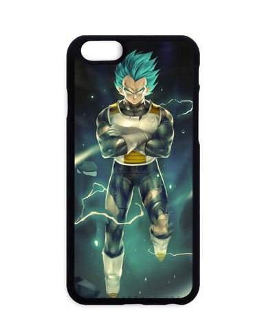 Coque Dragon Ball Super Vegeta Super Saiyan God