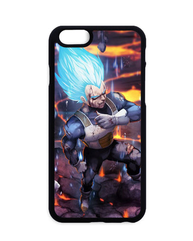 Coque Dragon Ball Super Vegeta Super Saiyan God HD