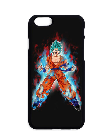 Coque Dragon Ball Super Goku SSJ Blue God Kaioken