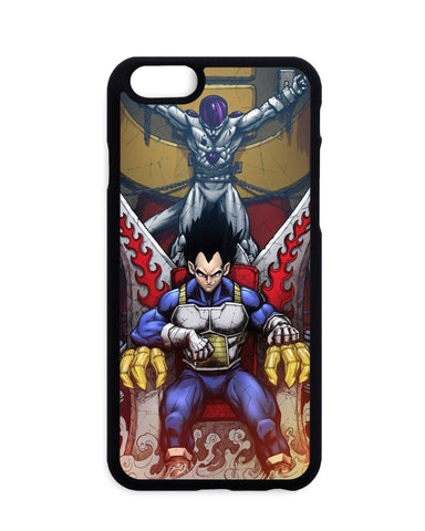 Coque Dragon Ball Z Prince Vegeta Trône