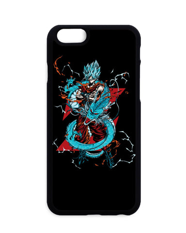 Coque Dragon Ball Super Goku X Shenron
