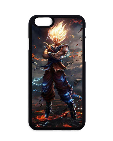 Coque Dragon Ball Z Goku Super Saiyan HD