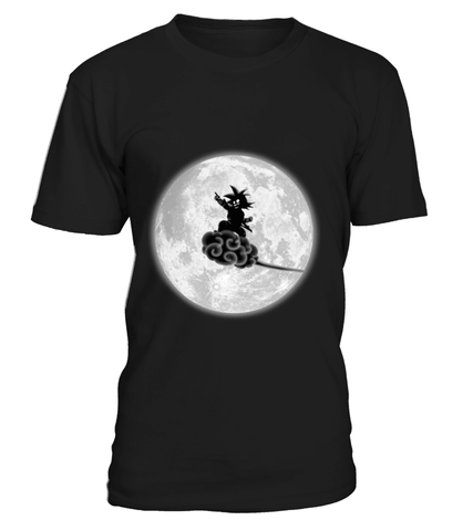 T Shirt dragon ball Goku Kid Moon