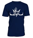 T Shirt Dragon Ball Z Majin Vegeta Symbôle