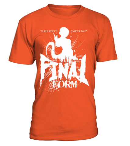 T Shirt dragon ball Z Freeza Final Form