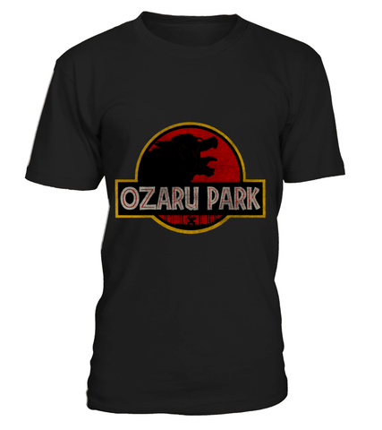 T Shirt Dragon Ball Oozaru Park