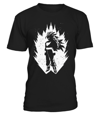T Shirt dragon ball Z Goku Super Saiyan 3