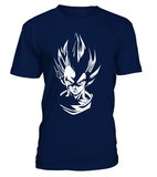 T Shirt dragon ball Z Vegeta