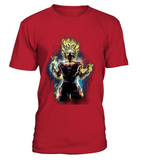 T Shirt Dragon Ball Z Gohan Super Saiyan