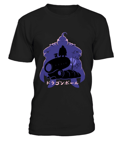 T Shirt dragon ball Z Big Buu