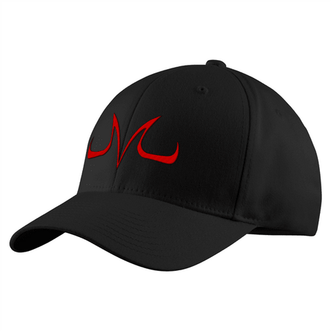 Casquette Dragon Ball Z Vegeta Majin - L'univers Saiyan - 1