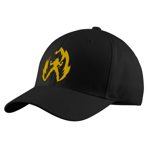 Casquette Dragon Ball Z Super Saiyan - L'univers Saiyan
