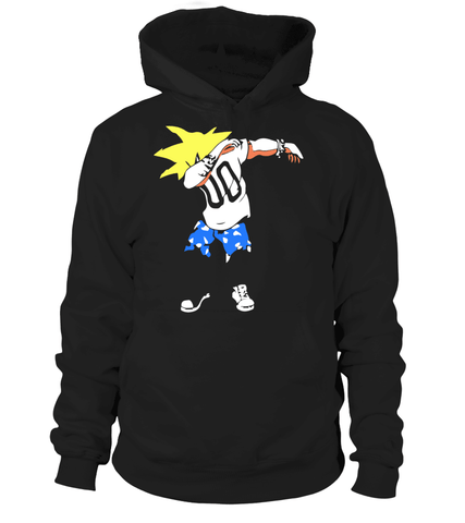 Pull à capuche Dragon Ball Z Goku Dab Dance