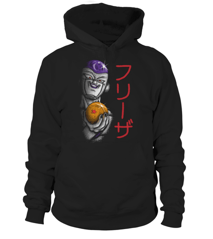 Pull à capuche Dragon Ball Z Freeza Ball