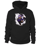 Pull à capuche Dragon Ball Z Trunks