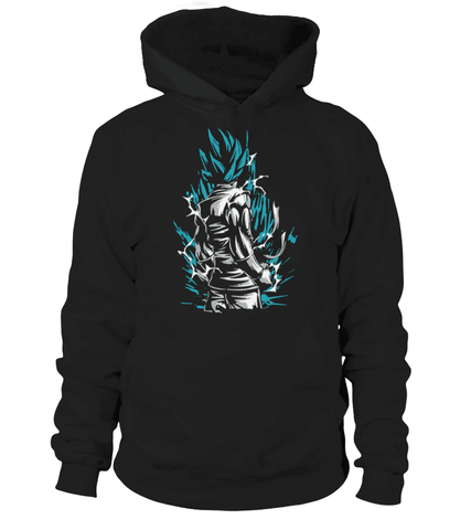 Pull à capuche Dragon Ball Super Goku Super Saiyan God