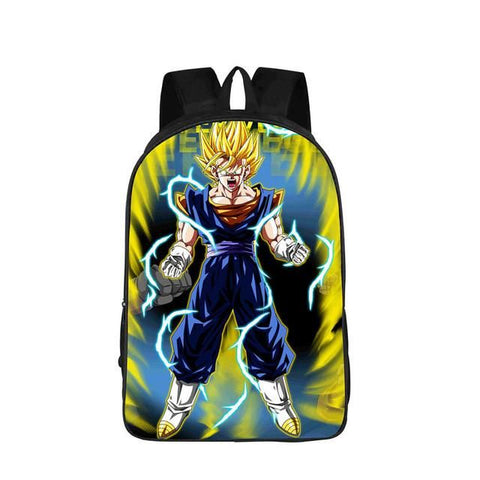 Sac à dos Dragon Ball Z Vegeto