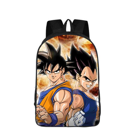 Sac à dos Dragon Ball Z Goku X Vegeta