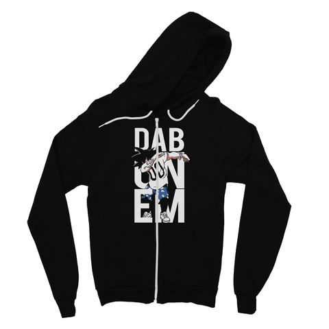 Veste à capuche Dragon Ball Z Goku Dab Dance