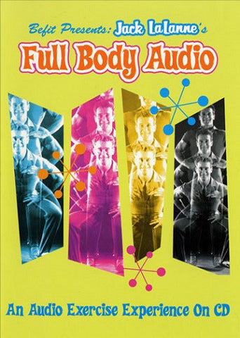 Full Body Audio CD