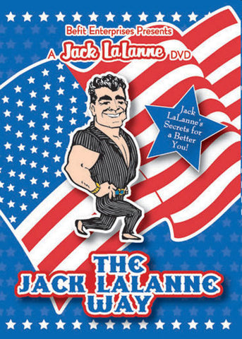 The Jack LaLanne Way DVD