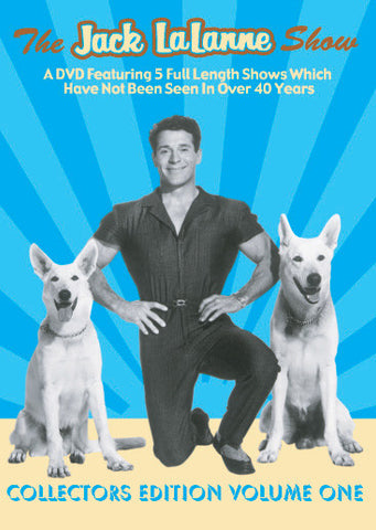 The Jack LaLanne Show Vol1