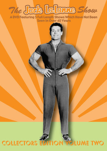 The Jack LaLanne Show Vol 2
