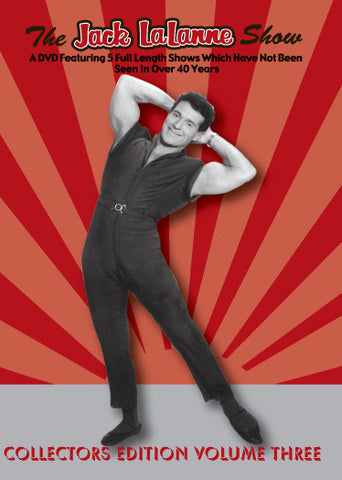 The Jack LaLanne Show Vol 3