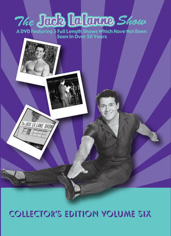 The Jack LaLanne Show Vol 6