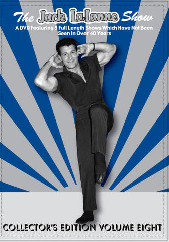 The Jack LaLanne Show Vol 8