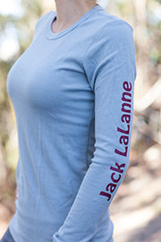 Long Sleeve Ladies Thermal Tee