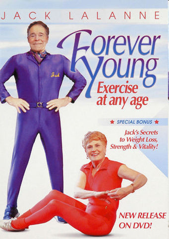 Jack LaLanne's Forever Young