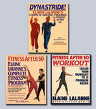 Elaine LaLanne 3 book collection