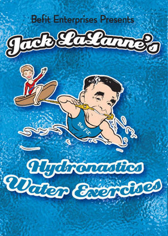 Jack LaLanne Fountain of Youth: Hydronastics dvd