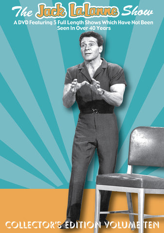 The Jack LaLanne Show Vol 10