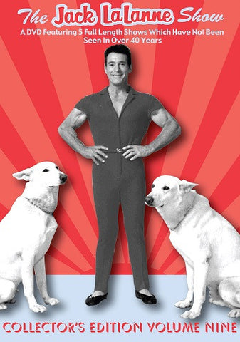 The Jack LaLanne Show Vol 9
