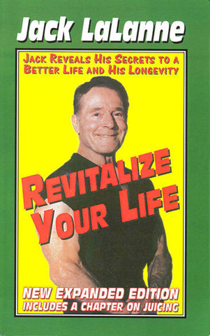 Revitalize Your Life Book