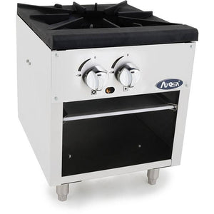 CookRite - 2 Burners, Independent Manual Control - Liquid Propane - Maltese & Co New and Used  restaurant Equipment