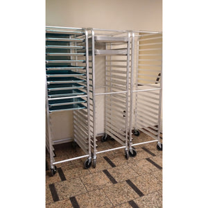 Maltese & Co - NSF - Baking Speed Rack on Caster
