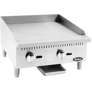 CookRite - 2 Burners, Independent Manual Control - Natural Gas - Maltese & Co New and Used  restaurant Equipment