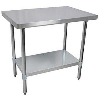 "Stortec - 36""  Stainless Steel Worktable Stand 24"" x 36""- SS-24X36-11116-N"
