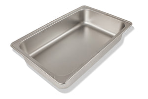Crestware - 5004WP - Full x 4 Water Pan - Maltese & Co New and Used  restaurant Equipment