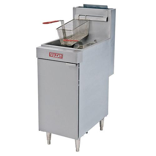 Vulcan 40 lb Fryer (Natural Gas)
