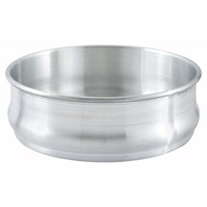 Winco - ALDP-96 - Stackable Dough Pan, 96oz, Aluminum - Bakeware - Maltese & Co New and Used  restaurant Equipment